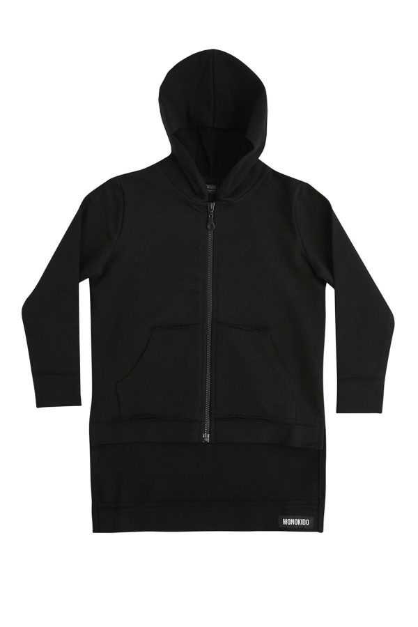 supersign - casual siyah sweatshirt-1545