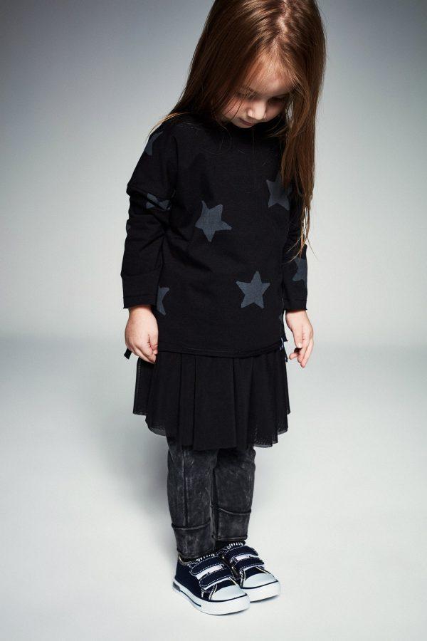 stardust - siyah t-shirt-0