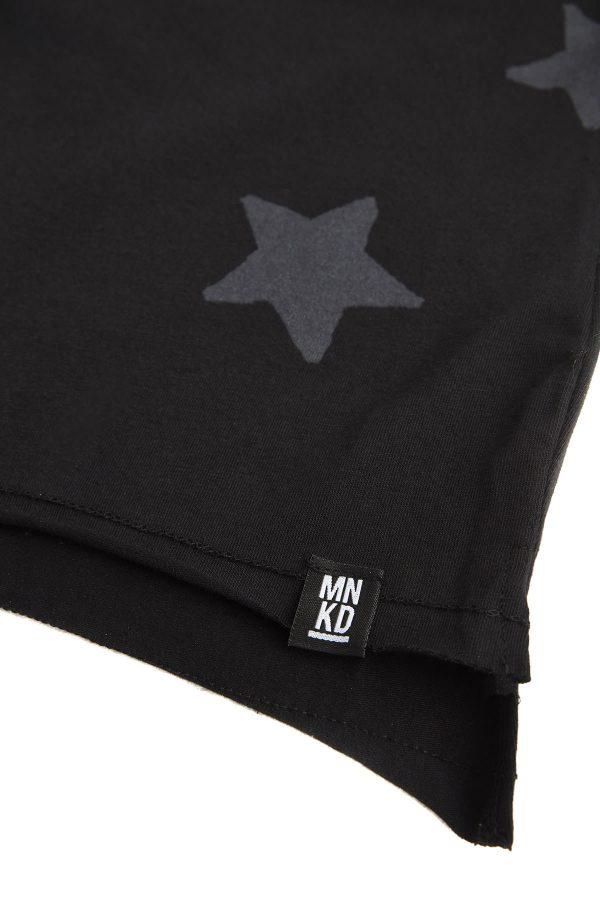 stardust - siyah t-shirt-1529