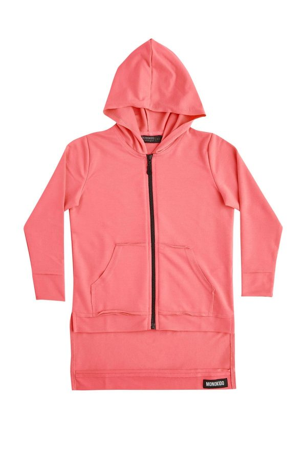 supersign - casual neon pembe sweatshirt-1546