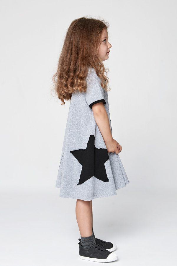 stardust - yamalı elbise-1871
