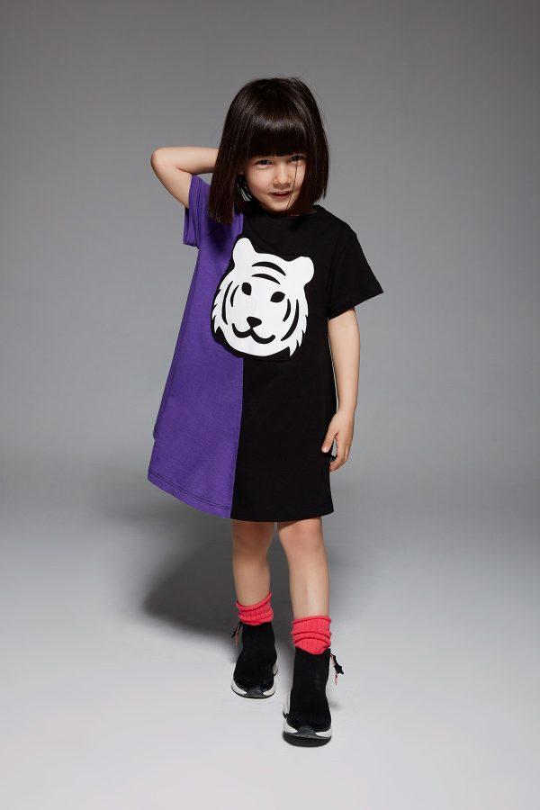 tigo asimetric - dress-2093