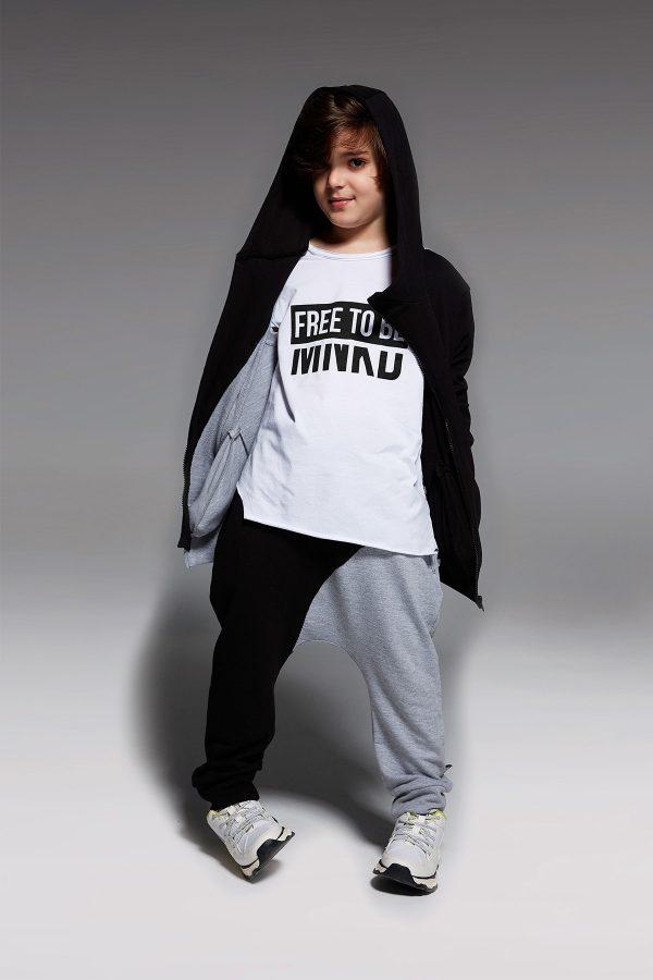 freetobe - white t-shirt-2076