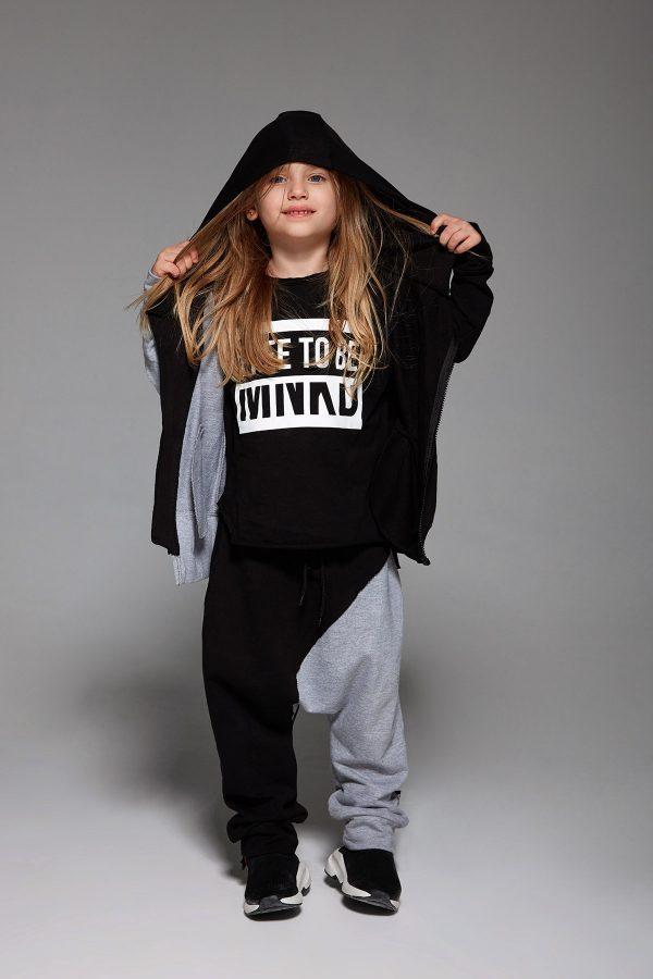 freetobe - black t-shirt-0
